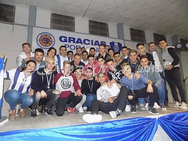 CA 9 de Julio - Campeón Apertura 2018