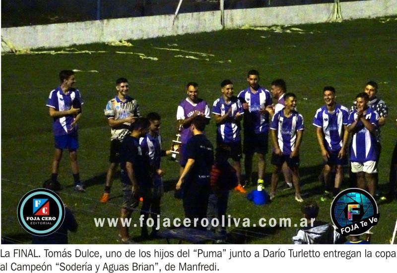 Copa Carlos Rocamundi 5